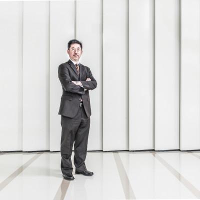 CHINA / Shanghai Ka Fai Chan, Financial Controll of Lloyd Register Shanghai Office © Daniele Mattioli for APlus Magazine